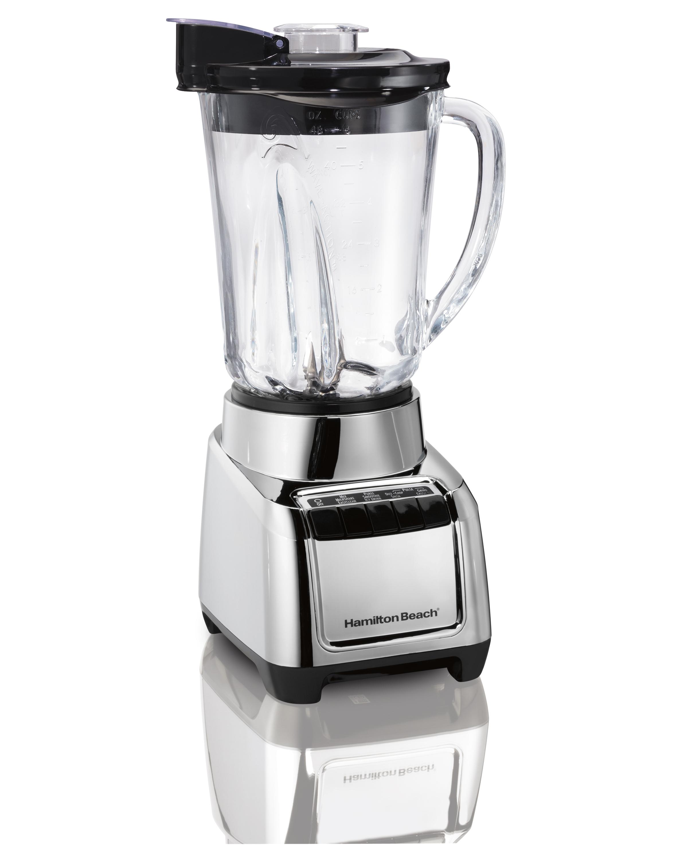 Hamilton Beach Wave-Action Glass Jar Blender (53518) $15 + free pickup at walmart