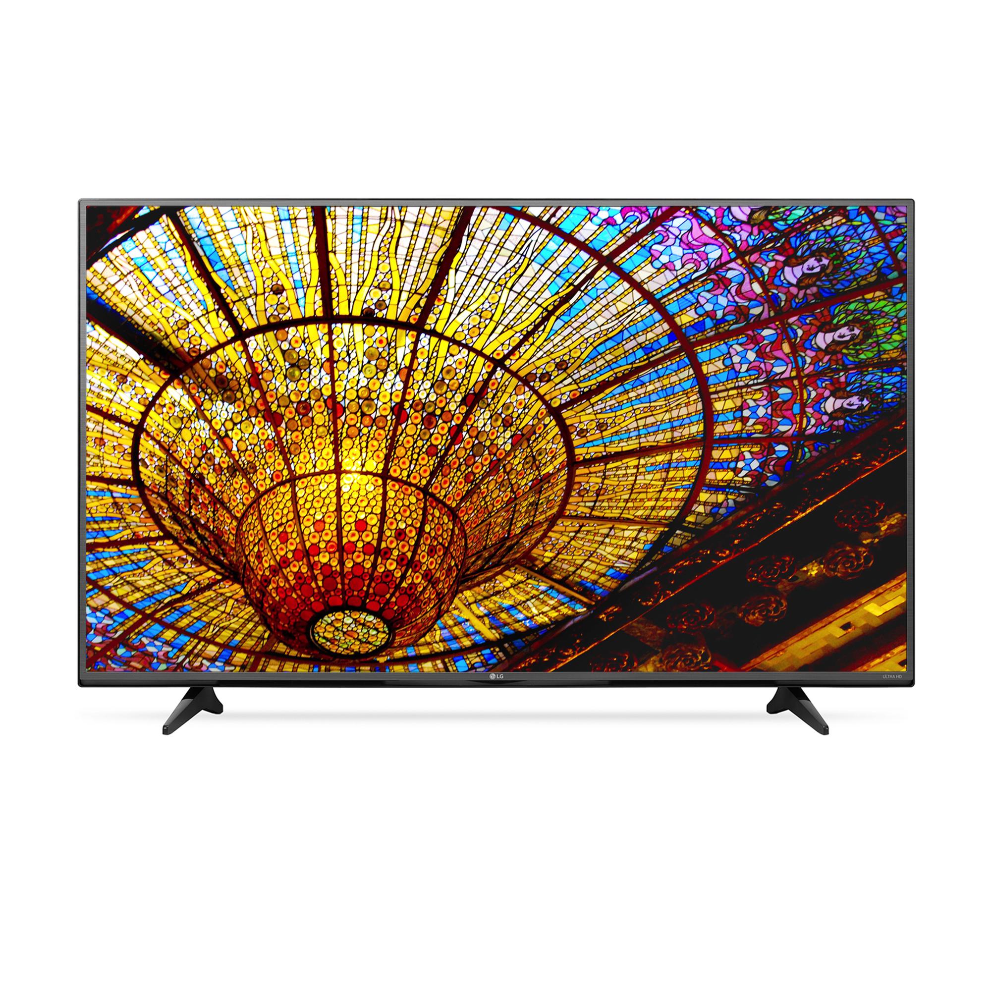 """LG 55UF6450 55"""" 4K Ultra HD 2160p 120Hz Walmart B&M $500 YMMV"""