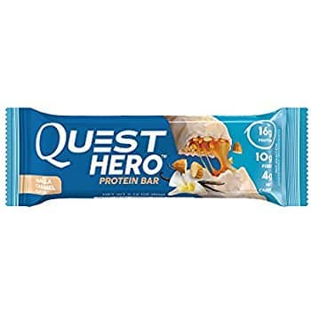 Quest Hero Protein Bar, Vanilla Caramel - 10 count for $15.15 S&S