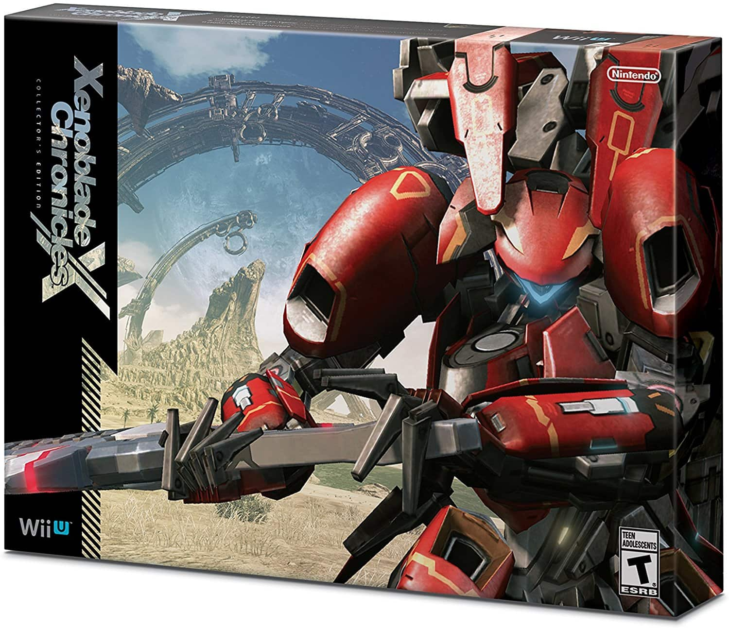 Xenoblade Chronicles X Special Edition for $45 at Nintendo Online Store