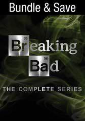 Breaking Bad: The Complete Series Bundle $49.99 (HDX) via Vudu