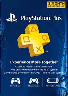 1 year ps+ subscription $39.49