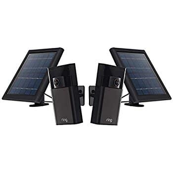 Ring Stick up Cams with Solar Panels (2 of each) $299