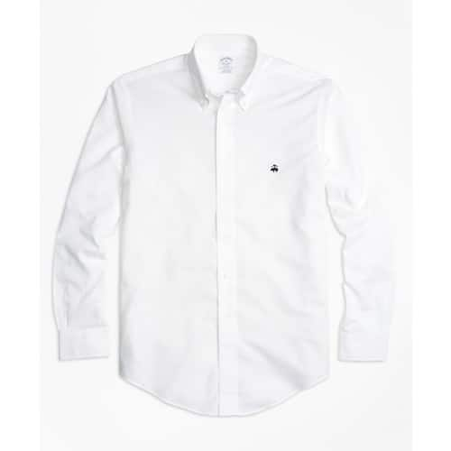 Brooks Brothers Non-Iron Regent Fit Oxford Sport Shirt 4 for $200