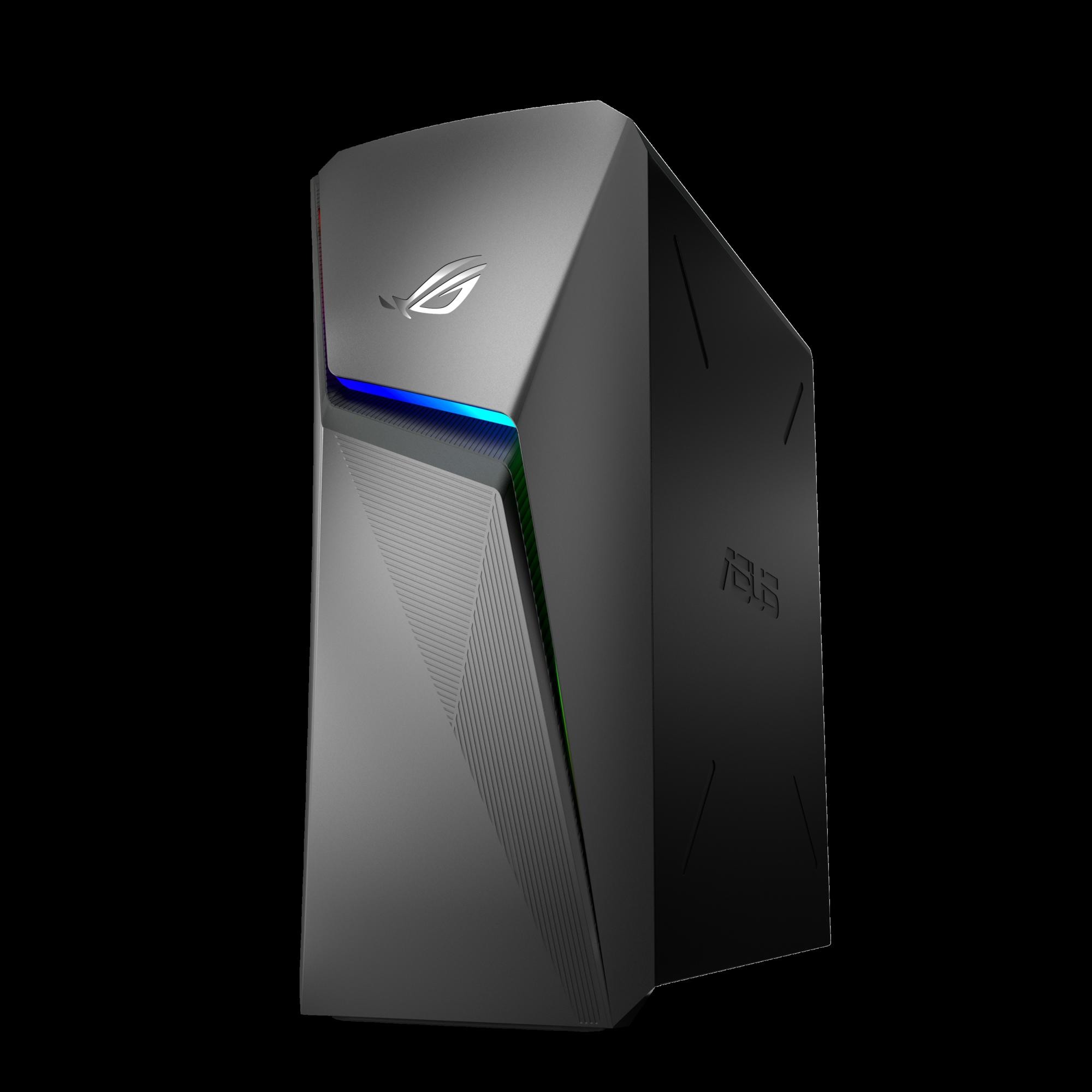 In Stock Again: ASUS ROG Strix G10DK Gaming Desktop, AMD Ryzen 7 5700G, NVIDIA GeForce RTX 2060 Super, 16GB DDR4 RAM, 256GB PCIe SSD + 1TB HDD, Windows 10 Home $999