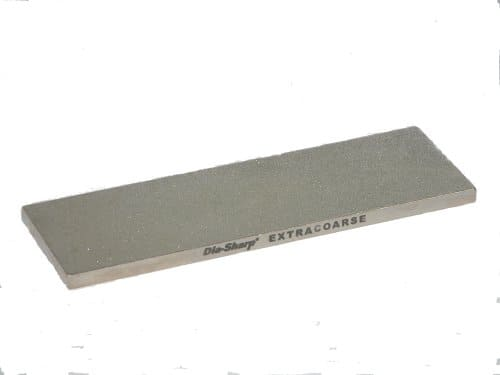 DMT D8X 8-Inch Dia-Sharp Continuous Diamond Extra-Coarse - Sharpening Stone - $18.25 - @ Amazon