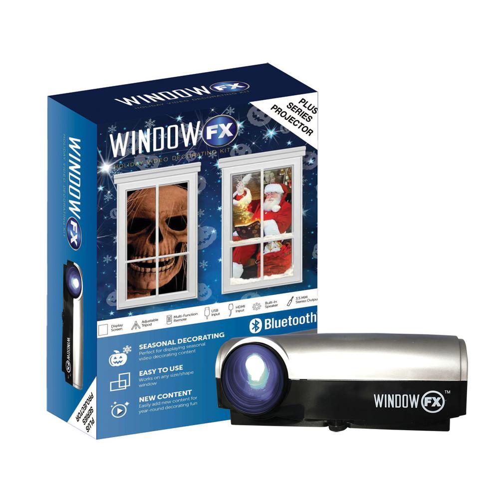 WindowFX Plus 2017 Projector - $22.50 @Home Depot FS + Tax YMMV