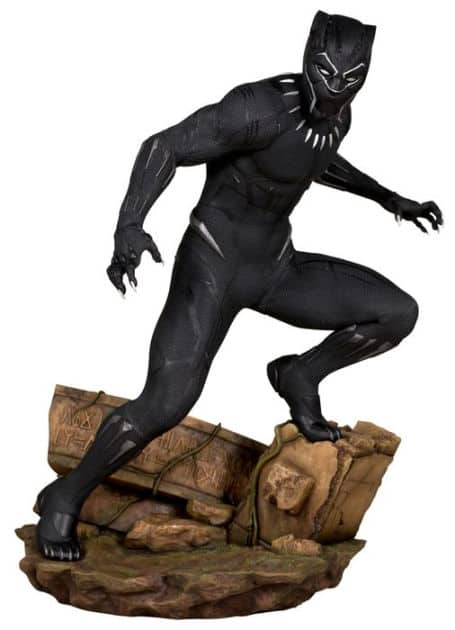 Black Panther Art FX Statue 75% off $34.98 or less