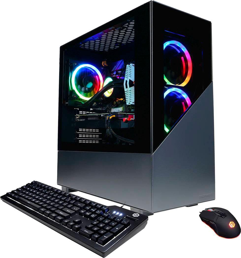 Cyberpower i7-11700KF Nvidia RTX 3070 16GB Ram 1 TB SSD Liquid Cooled $1799