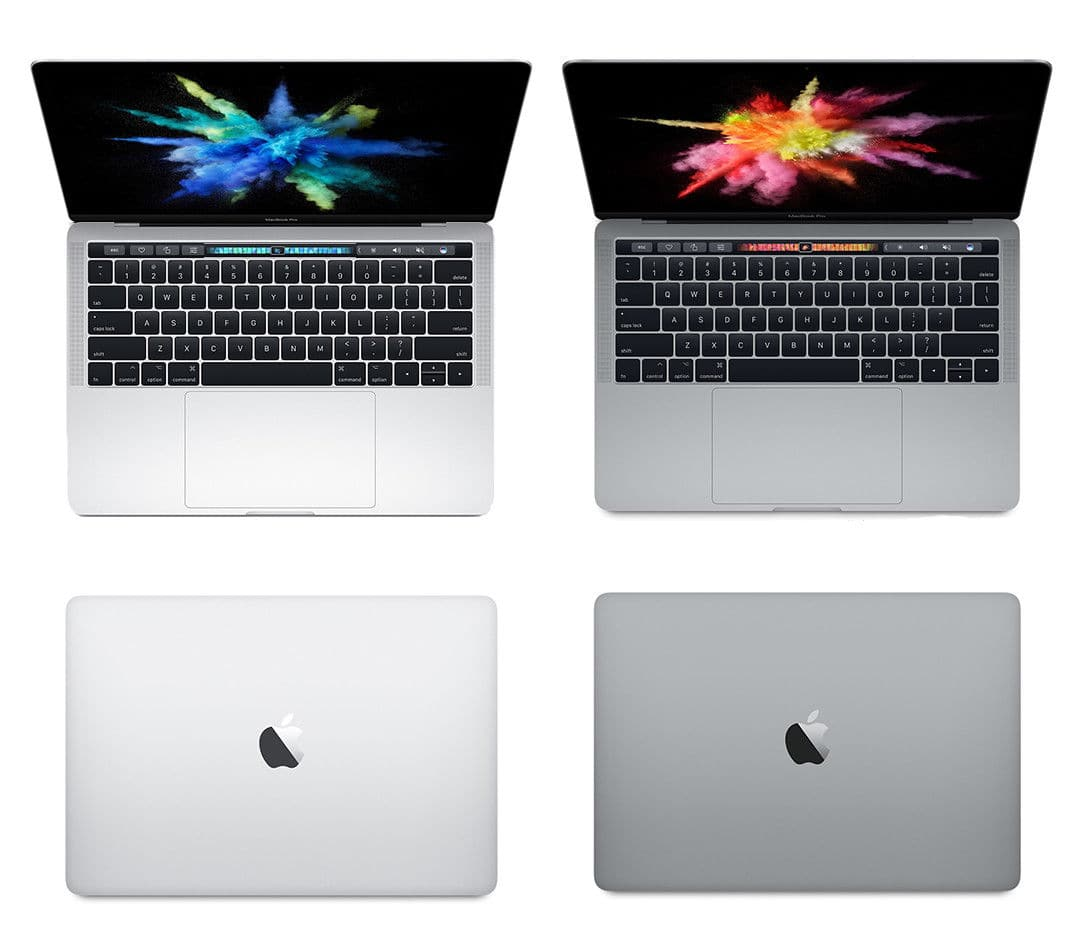 """2016 Apple 13"""" MacBook Pro with Touch Bar (Intel Core i5, 256GB, 8gb Ram Space Gray or Silver) New $1250"""