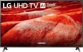 "LG 86"" LED 4K UHD HDR Smart TV w/AI ThinQ $250 Dell Promo eGift Card* Included  Save $1,100.00  (33% off) $2197"