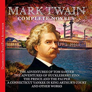 [Audible/Amazon AudioBook} @ $0.49 Mark Twain Complete Novels ,Treasure Island ,The Iliad & the Odyssey...