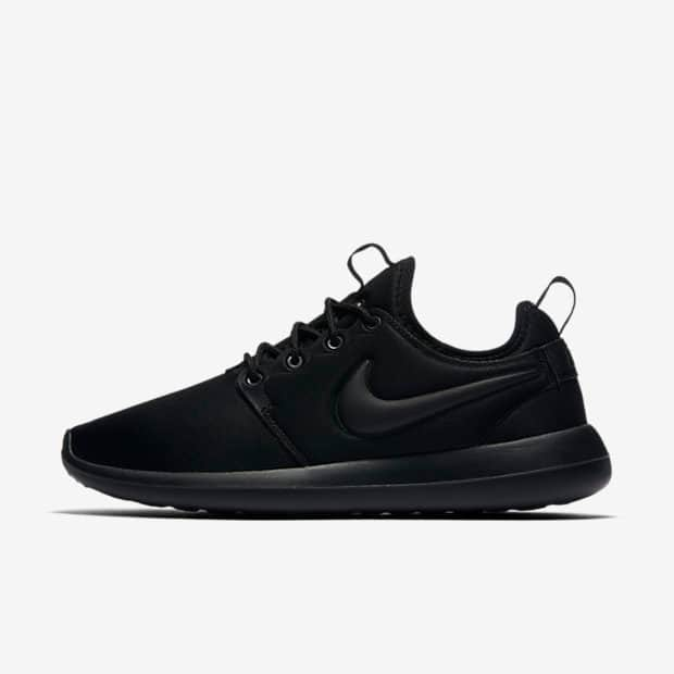 Nike Women's Roshe Two Shoes Black $36, OR w/ Amex Offer $26, OR LOWER + Free Shipping