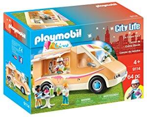 Playmobil Ice Cream Truck Playset $13.36 & Tow Truck Playset $14.72 + Free Shipping
