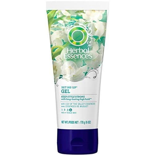 Herbal Essences Set Me Up Max Hold Gel 6 Oz (Pack of 3) $2.91 Add-on Item @ Amazon