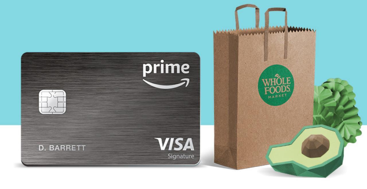 [Prime Visa Cardholders Only] 10% back @ Whole Foods July 14-17 (Max $40 back--load up on gift cards!)
