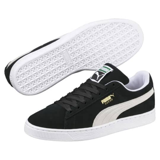 22b7b87a596 PUMA Suede Sneakers -  15 and Up from Amazon - Slickdeals.net