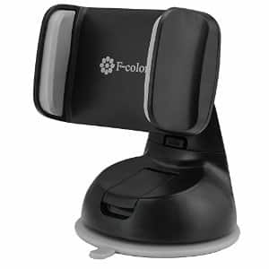 F-color Universal Car Mount with 360 Degree Swivel Ball Joint