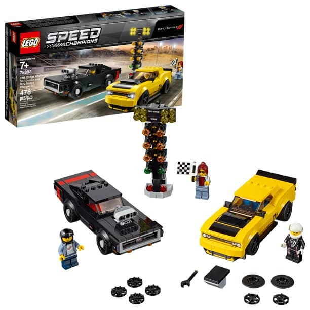 LEGO Speed Champions 75893 for $20.00