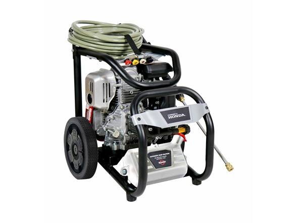 Woot!: Simpson 60920R 3200 PSI Honda GC190 Gas Pressure Washer, Black, Refurbished or Simpson 60583R 3000 PSI Honda GC160 Gas Pressure Washer, Red, Refurbished
