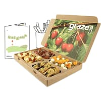 Deal: FREE Box of Healthy Snacks @ Graze.com. New customers only, credit card sign up, but can cancel any time after free box