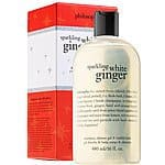 philosophy Sparkling White Ginger Shampoo, Shower Gel & Bubble Bath $10.20 + ship @sephora.com