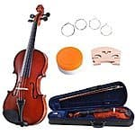 High-qualified Starter Handcrafted Wood Violin w/Kits for ONLY $55 + FS @Amazon.com