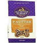 Old Mother Hubbard P-Nuttier Snacks for Dogs 20oz. - $3.64 at Amazon (add-on item)