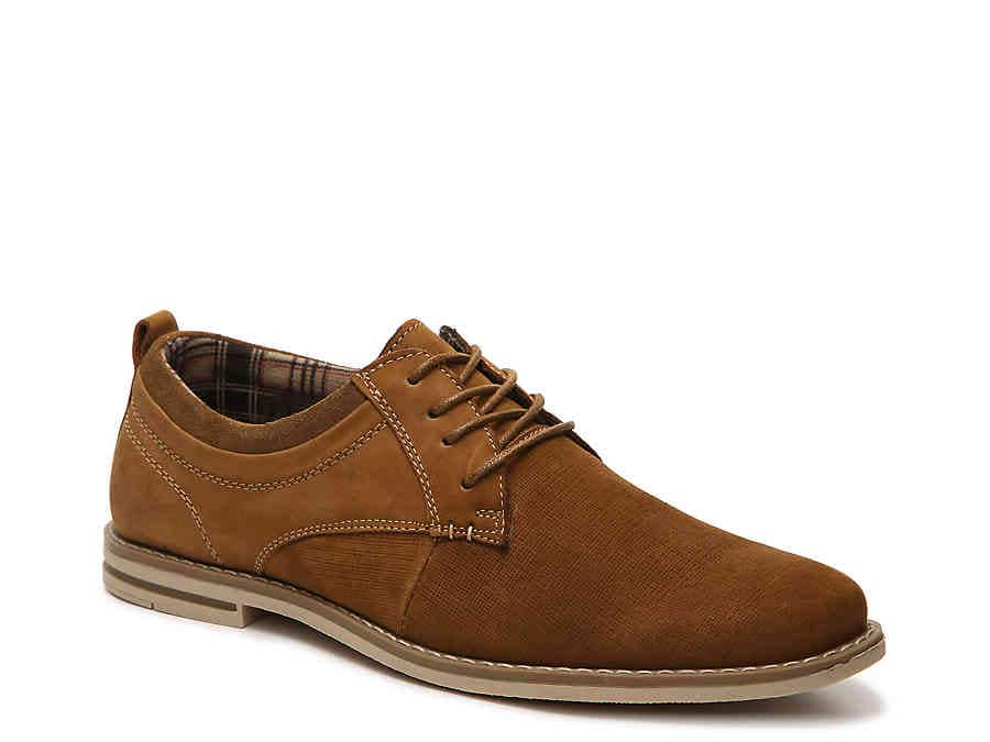 STEVE MADDEN GERARO OXFORD  Men's  Tan  $49.98
