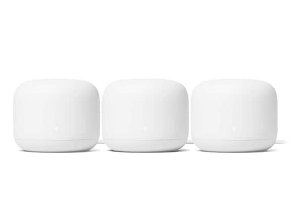 $280 for Google Nest Wi-fi with 2 additional points, new (not refurb)