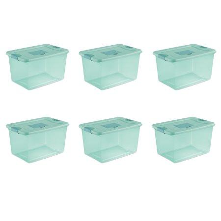 Sterilite, 64 Qt./61 L Fresh Scent Box, Case of 6 $31.35