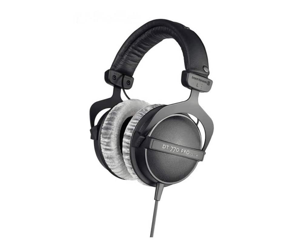 Beyerdynamic DT 770 PRO 80 Ohms Closed Studio Headphones $95.99 + FS @ Ebay