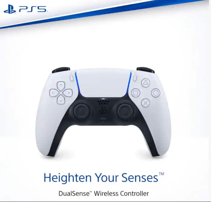 Sony PlayStation 5 DualSense Wireless Controller - Preorders are up on Amazon - $69.99