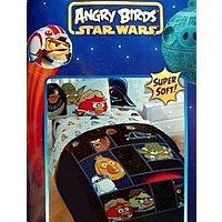 Amazon Deal: Angry Birds/ Star Wars Horizon Comforter, Twin $10.59 FS W/ Prime @ Amazon