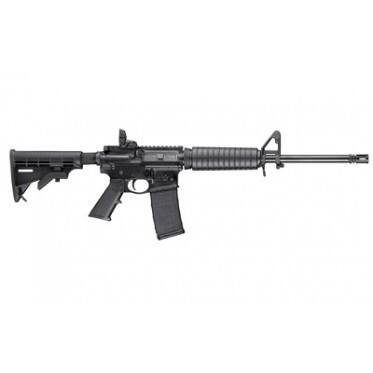 """S&W M&P15 SPTII 556NATO 16"""" 30RD BLK $498.00 free in store pickup or plus shipping"""