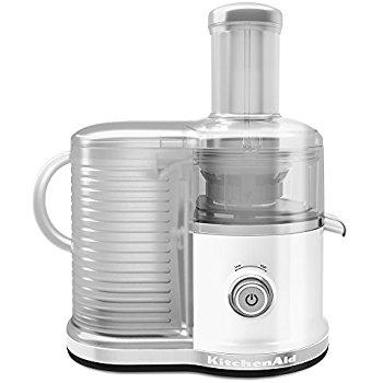 KitchenAid Easy Clean Juicer, White - $85 +Free Shipping @ Amazon