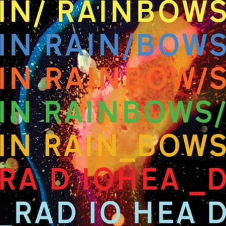 Radiohead In Rainbows vinyl @ Walmart $13.69 (if shipped) $12.80 with store pickup, free shipping over $35