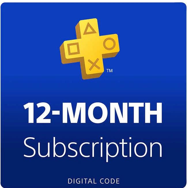 12 Month PSN Subscription - BEST DEAL GOING!! $54.99