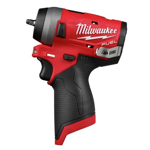 "Milwaukee M12 Fuel 1/4"" Stubby Impact Wrench $104"