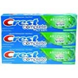 3-Pack of 6.2-oz Crest Complete Whitening Plus Scope Toothpaste (Minty Fresh) $5.92 Add-on Item