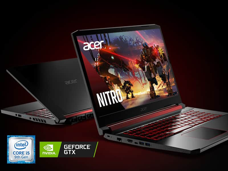"Acer Nitro 5 Gaming Laptop, i5-9300H, GTX 1650, 15.6"" 579.99$ + Free Shipping $579.99"