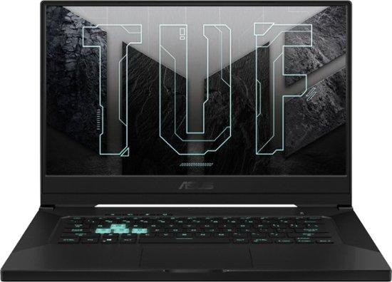 "ASUS - TUF 15.6"" Gaming Laptop - Intel 11th Gen i7 - 16GB Memory - NVIDIA GeForce RTX 3070 - 1TB M.2 PCIEG3 SSD - Eclipse Grey - Eclipse Grey YMMV $1304.99"