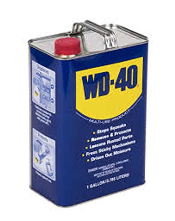 WD40 490118 Lubricant - Gallon $18