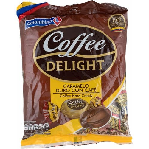 Authentic Colombian Coffee Candy 50 Pack for $3.79 with S&S