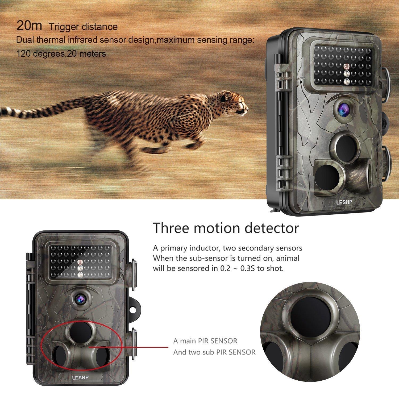 LESBP RD1006 Trail Camera - $19.50