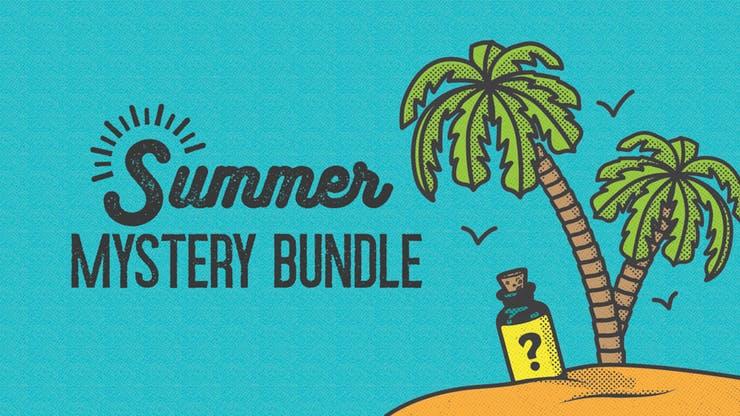 Summer Mystery Bundle - Fanatical - 10 Steam keys, possible AAA titles - $6.29