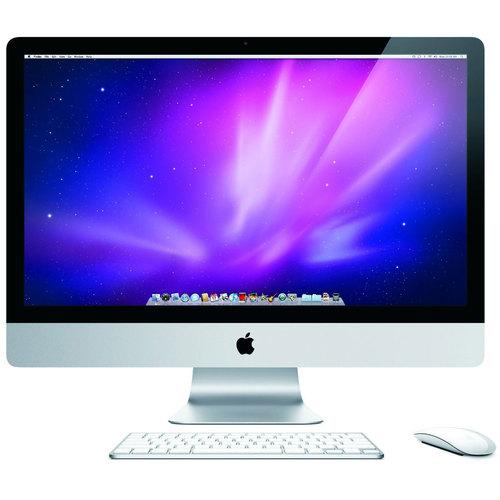 """Apple iMac MC510LL/A 27"""" 3.2GHz Core i3 Refurbished $599"""
