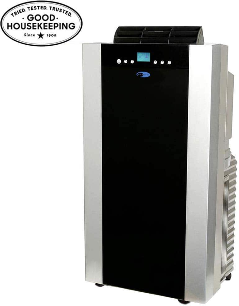 Whynter 14,000 BTU Dual Hose AC 500 sq ft portable AC with activated carbon filter $349.39