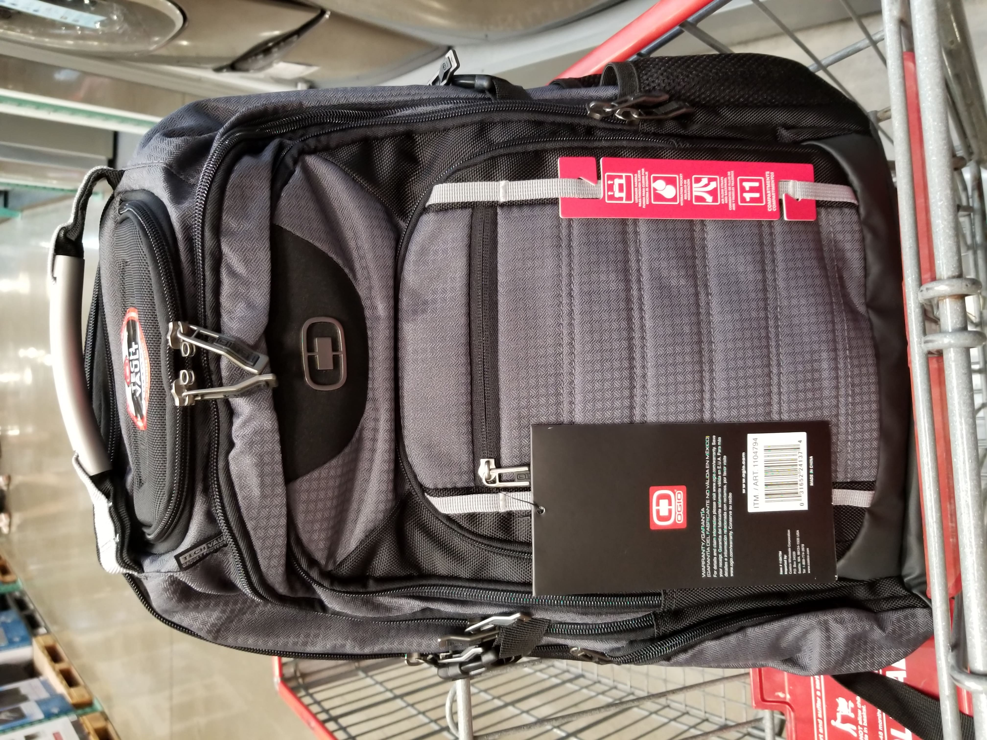 6f76e2638d1 Ogio prospect backpack on clearance  24.97 at Costco(Warehouse only). Ymmv  - Slickdeals.net