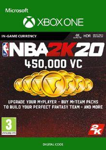 NBA 2K20 Xbox One $16.49